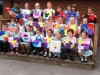 Romsey Abbey 80 Children Wellow School